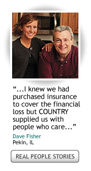 COUNTRY Financial has people that care.
