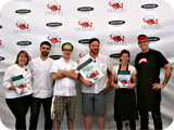 Photograph of all the chefs celebrating the sixth annual COUNTRY Chef Challenge.