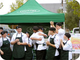 Les Arts Culinaire students are the winners of the Olathe Chef Challenge