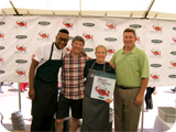 Participants in the Portland Chef Challenge