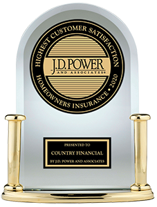 J.D. Power and Associates trophy